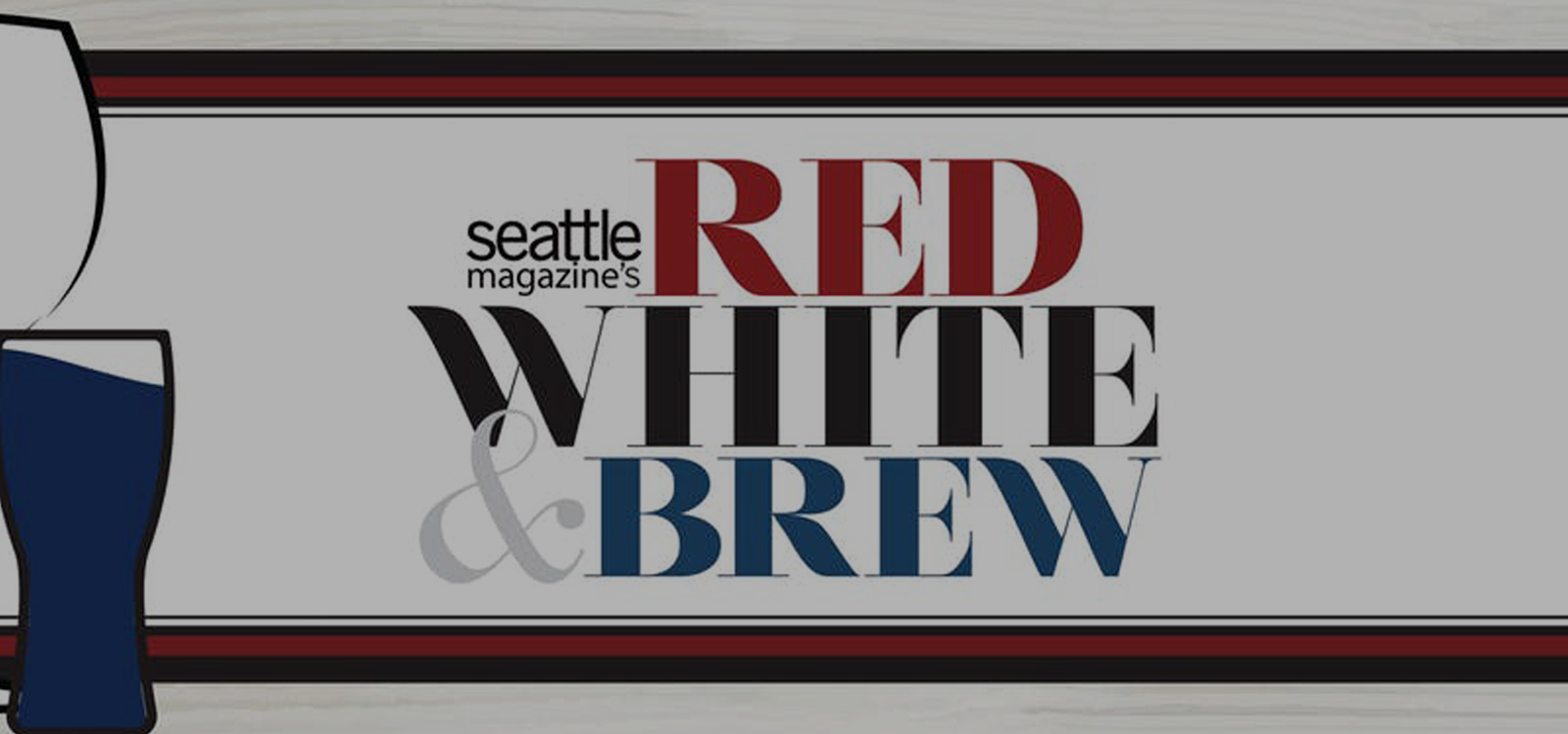 Seattle Red White Brew  Overlay